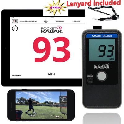 SMART COACH RADAR™ TRAINING BUNDLE - Maximum Velocity Sports