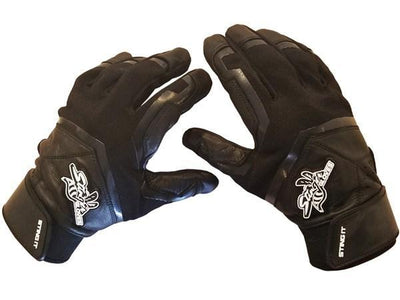 Stinger BLACK-OUT Batting Gloves - Maximum Velocity Sports