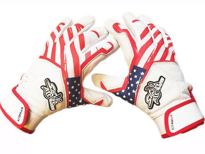 Stinger - Sting Squad USA Batting Gloves - Maximum Velocity Sports