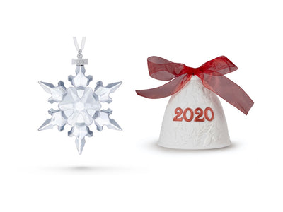 The 2020 Annual Christmas Ornaments Have Arrived