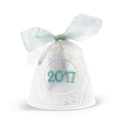 The 2017 Lladro Bell & Ball Ornaments Have Arrived!