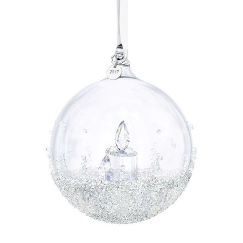 Swarovski 2017 Christmas Ball Ornament