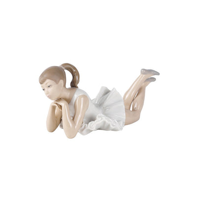 Nao by Lladro Pensive Ballet Figurine