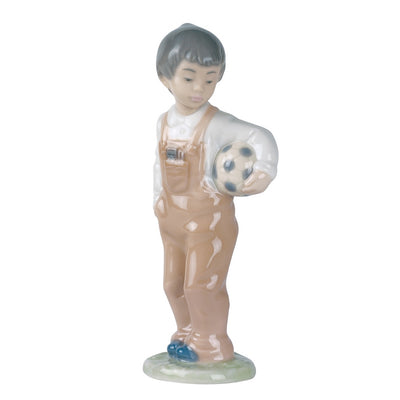 Nao by Lladro Wanna Play? Figurine