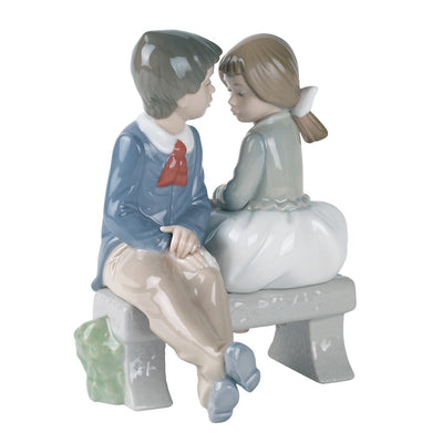 Nao by Lladro First Love Figurine