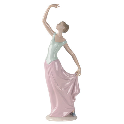 Nao by Lladro The Dance Is Over Figurine