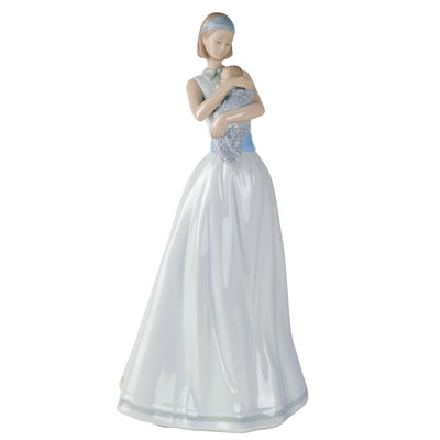 Nao by Lladro The Light Of My Life Figurine