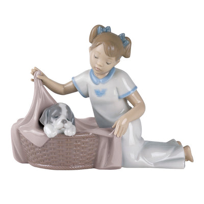 Nao by Lladro It' s Time To Sleep Figurine