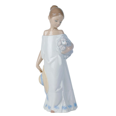 Nao by Lladro Together In The Countryside Figurine