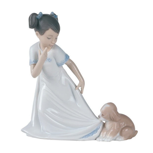 Nao by Lladro Let Me Go! Figurine