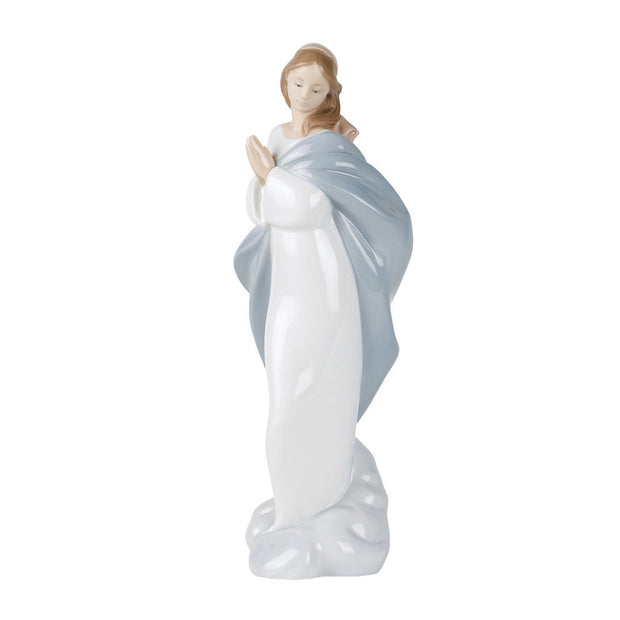 Nao by Lladro Holy Mary Figurine