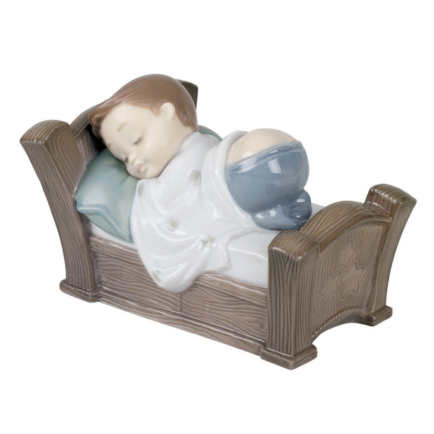 Nao by Lladro Snuggle Dreams Figurine