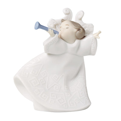 Nao by Lladro Brass Melody Figurine