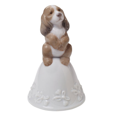 Nao by Lladro Puppy Melodies Figurine
