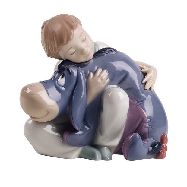 Nao by Lladro Dreams With Eeyore Figurine