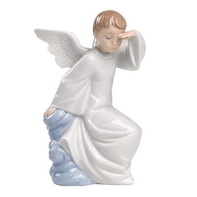 Nao by Lladro Watching Over You Figurine