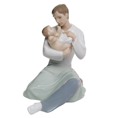Nao by Lladro A Father's Love Figurine