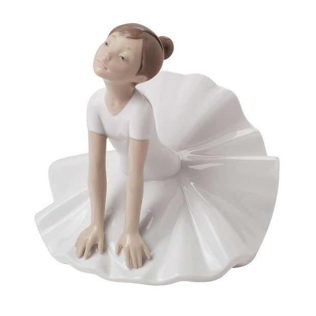 Nao by Lladro Thinking Pose Figurine
