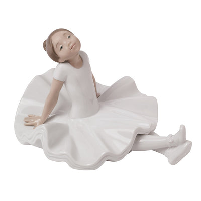 Nao by Lladro Resting Pose Figurine
