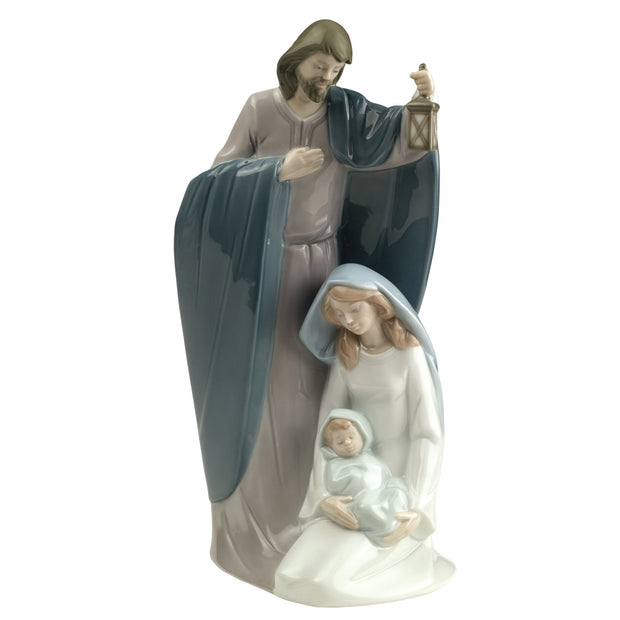 Nao by Lladro Nativity Of Jesus Figurine