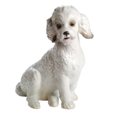 Nao by Lladro Sweet Poodle Figurine