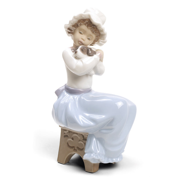 Nao by Lladro A Big Hug Figurine (Special Edition)