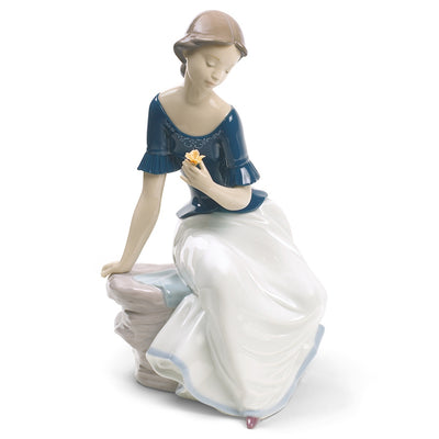 Nao by Lladro Spring Reflections Figurine (Special Edition)