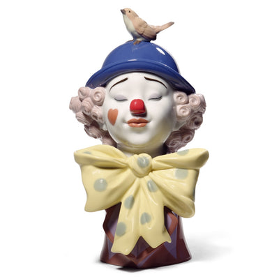 Nao by Lladro A Clown's Friend Figurine