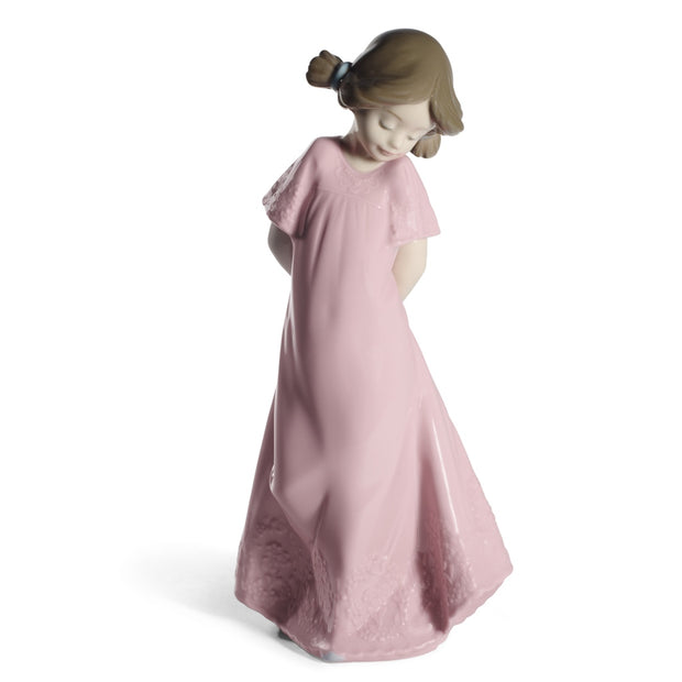 Nao by Lladro So Shy! Figurine (Special Edition)