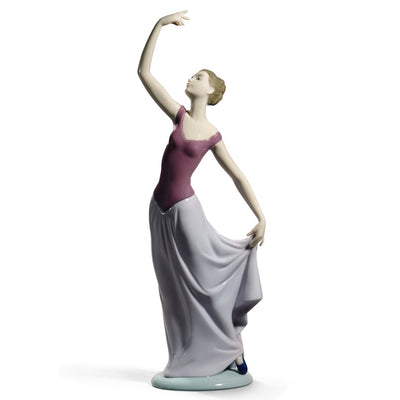 Nao by Lladro The Dance Is Over Figurine (Special Edition)