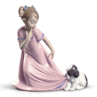 Nao by Lladro Let Me Go! Figurine (Special Edition)