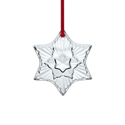 Baccarat 2020 Annual Christmas Ornament - Clear