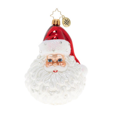 Christopher Radko Classic St. Nick Christmas Ornament