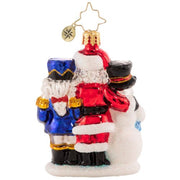 Christopher Radko A Forever Treasured Trio 2021 Gem Christmas Ornament