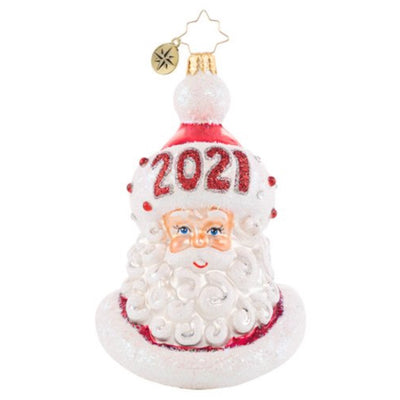 Christopher Radko Styling & Smiling In 2021 Christmas Ornament