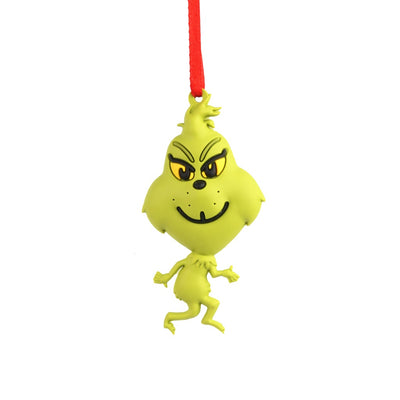 Grinch Vinyl Ornament