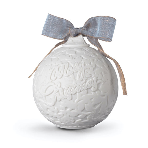 Lladro 2020 Ball Christmas Ornament