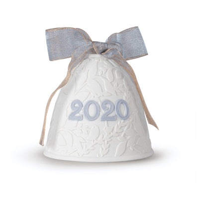 Lladro 2020 Bell Christmas Ornament