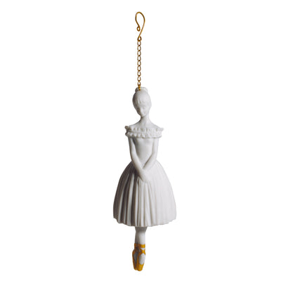 Lladro Ballerina Christmas Ornament