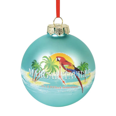 Margaritaville It's 5 O'clock Somewhere Ornament