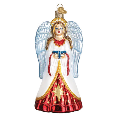 Old World Christmas Choir Angel Ornament