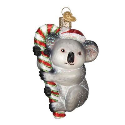 Old World Christmas Koala Ornament