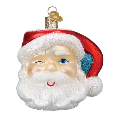 Old World Christmas Santa Mug Ornament