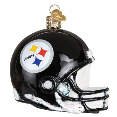 Old World Christmas Pittsburgh Steelers Helmet Ornament