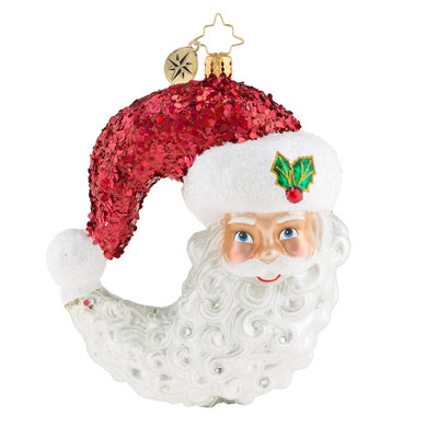 Christopher Radko Bella Luna Christmas Ornament