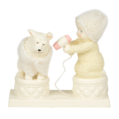 Snowbabies Blow-Out Figurine
