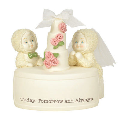Snowbabies Today, Tomorrow And Always Figurine