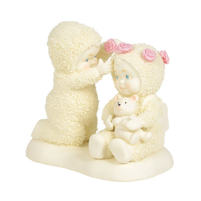 Snowbabies Everyone Needs A Crown Figurine