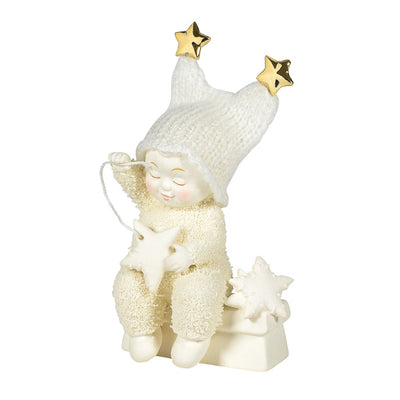 Snowbabies This Star's For You Figurine