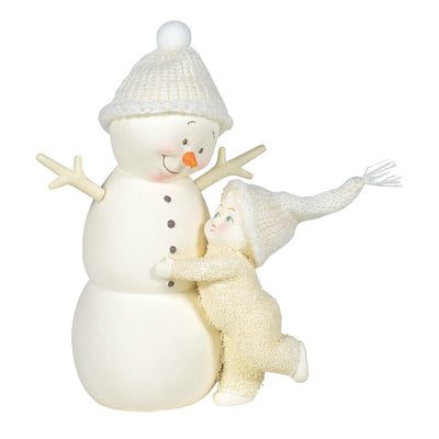 Snowbabies Big Love Figurine